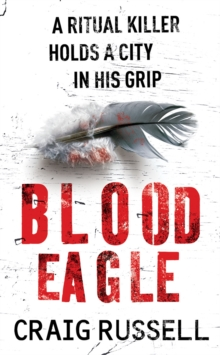 Blood Eagle, Paperback Book
