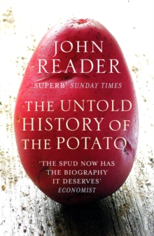 The Untold History of the Potato, Paperback / softback Book
