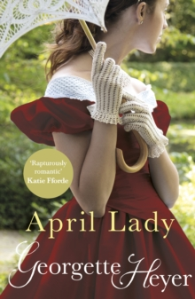 April Lady, Paperback Book