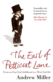 The Earl Of Petticoat Lane, Paperback Book