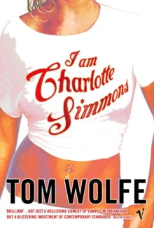 I Am Charlotte Simmons, Paperback Book