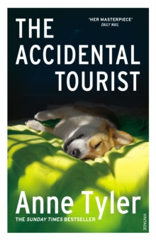 The Accidental Tourist, Paperback Book