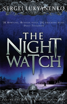 The Night Watch : (Night Watch 1), Paperback Book