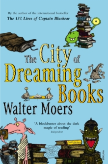 The City of Dreaming Books, Paperback Book