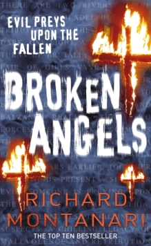 Broken Angels : (Byrne & Balzano 3), Paperback Book
