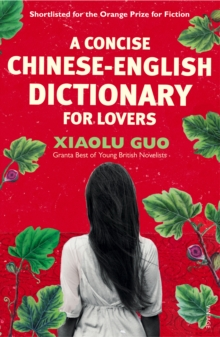 A Concise Chinese-English Dictionary for Lovers, Paperback / softback Book