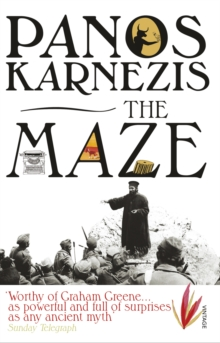 The Maze, Paperback Book