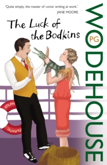 The Luck of the Bodkins, Paperback / softback Book
