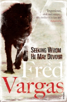 Seeking Whom He May Devour, Paperback Book