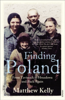 Finding Poland, Paperback / softback Book