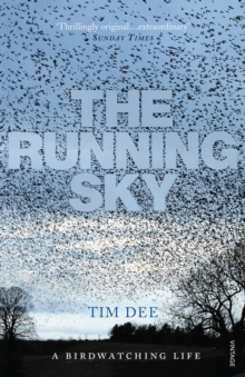 The Running Sky : A Bird-Watching Life, Paperback Book