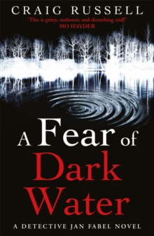 A Fear of Dark Water, Paperback Book
