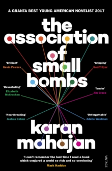 The Association of Small Bombs, Paperback / softback Book