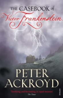 The Casebook of Victor Frankenstein, Paperback Book
