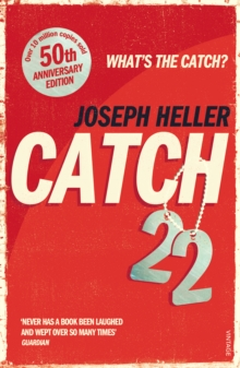 Catch-22: 50th Anniversary Edition, Paperback Book