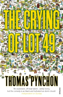The Crying Of Lot 49, Paperback Book