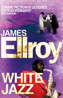 White Jazz, Paperback Book