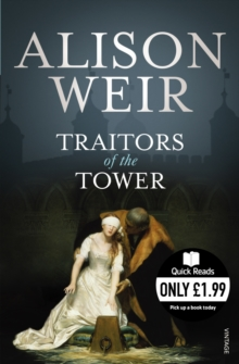 Traitors of the Tower, Paperback Book