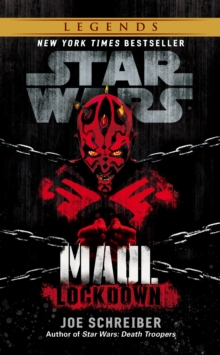 Star Wars: Maul: Lockdown, Paperback Book