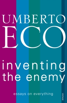 Inventing the Enemy, Paperback Book