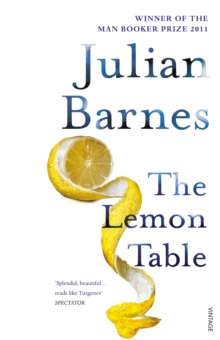 The Lemon Table, Paperback Book