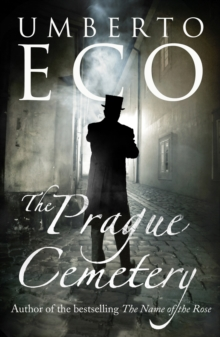 The Prague Cemetery, Paperback Book