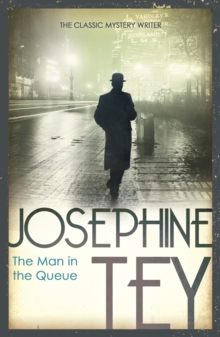 The Man In The Queue, Paperback / softback Book