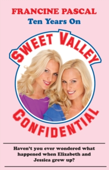Sweet Valley Confidential, Paperback Book