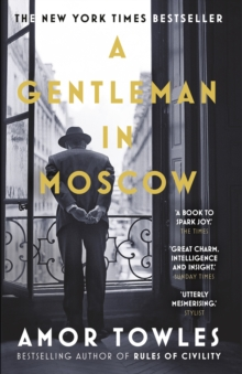 A Gentleman in Moscow, Paperback / softback Book
