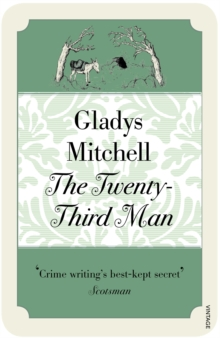 The Twenty-Third Man, Paperback Book