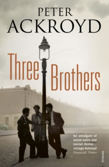 Three Brothers, Paperback / softback Book