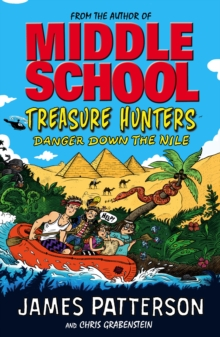 Treasure Hunters: Danger Down the Nile, Paperback / softback Book