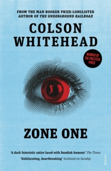 Zone One, Paperback Book
