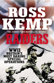 Raiders : World War Two True Stories, Paperback / softback Book