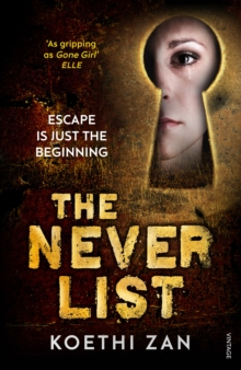 The Never List, Paperback Book