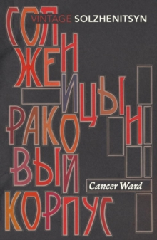 Cancer Ward, Paperback / softback Book