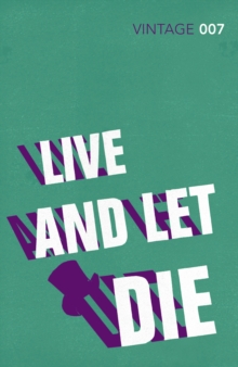 Live and Let Die, Paperback / softback Book