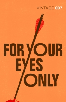 For Your Eyes Only, Paperback / softback Book