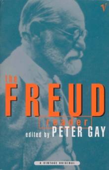 The Freud Reader, Paperback Book