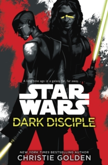 Star Wars: Dark Disciple, Paperback Book