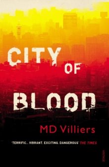 City of Blood, Paperback Book