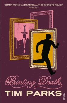 Painting Death, Paperback Book