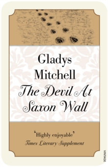 The Devil at Saxon Wall, Paperback Book