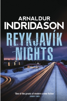 Reykjavik Nights, Paperback / softback Book