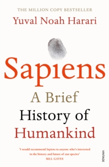 Sapiens : A Brief History of Humankind, Paperback / softback Book