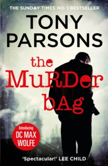The Murder Bag : The thrilling Richard and Judy Book Club pick (DC Max Wolfe), Paperback Book