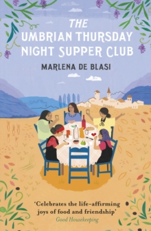 The Umbrian Thursday Night Supper Club, Paperback Book