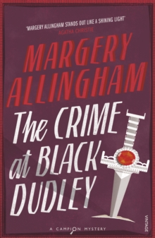 The Crime at Black Dudley, Paperback Book