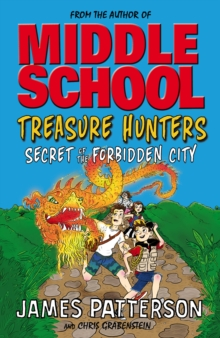 Treasure Hunters: Secret of the Forbidden City, Paperback Book