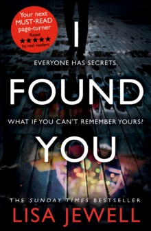 I Found You, Paperback Book